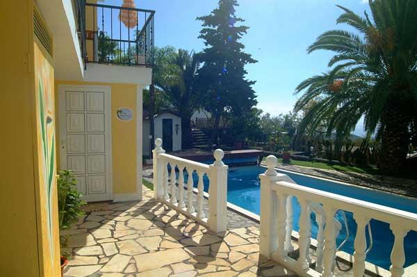 Jardín de Aridane - Ferienhaus La Palma mit Pool, Ferienwohnung La ...